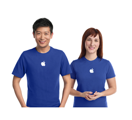 apple genius bar staff