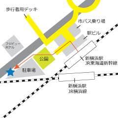 新横浜イケア港北シャトルバス