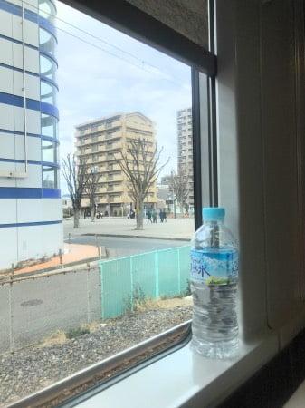 湘南新宿ラインのグリーン車のトイレ