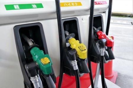ガソリンスタンドのイメージ